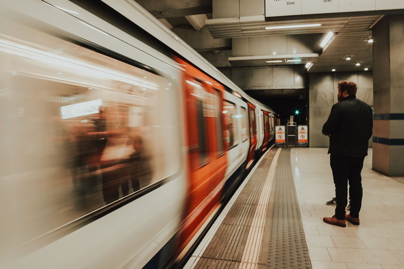 Is the London Underground safe at night