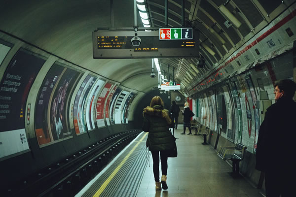 How to stay safe on the London Underground