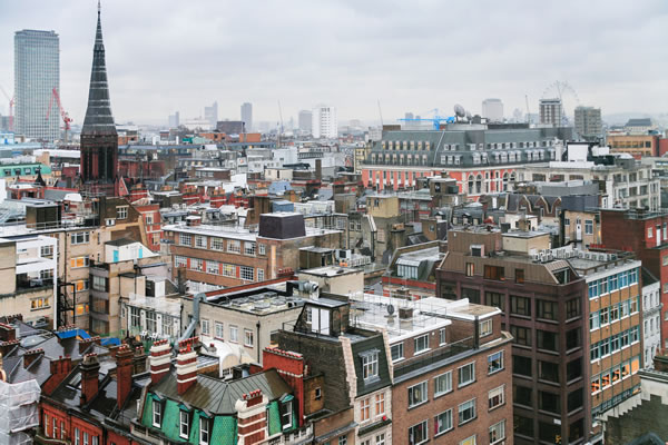 Why London buildings are small