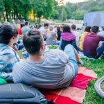 Open Air Cinemas in London