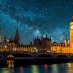 Stargazing in London